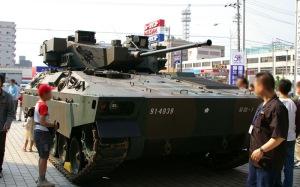 陸上自衛隊・89式装甲戦闘車