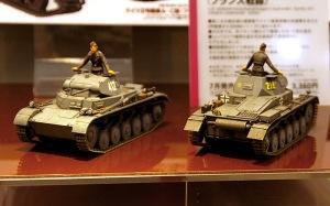タミヤ新製品の2号戦車