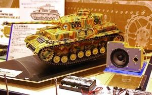 タミヤ ラジコン4号戦車J型
