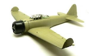 零式艦上戦闘機21型 塗装