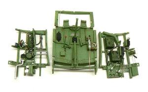 零式艦上戦闘機21型 コクピットの塗装