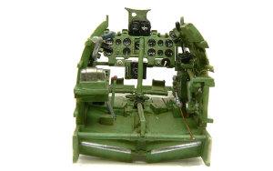 零式艦上戦闘機21型 計器板