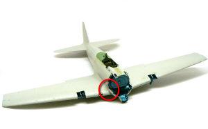 零式艦上戦闘機21型 主翼の組み付け