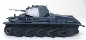 2号戦車B型 デカール貼り