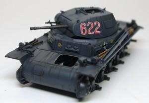 2号戦車B型 ストリーキング
