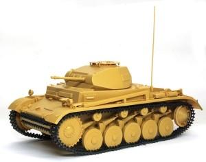 2号戦車F型 組立て完了