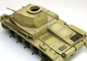 2号戦車F型 カラーモジュレーション