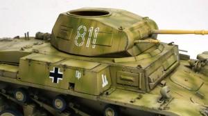 2号戦車F型 ストリーキング
