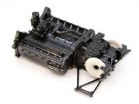 エンジンの組立て