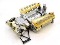 非常に華やかな感じのエンジン