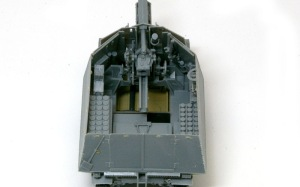 10.5cm榴弾自走砲39H(F) 組立て完了