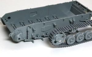 3号戦車J極初期型 ロコ組