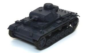 3号戦車J極初期型 基本塗装