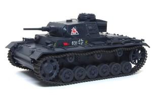 3号戦車J極初期型 デカール貼り