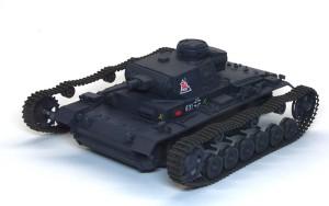 3号戦車J極初期型 オーバーコート