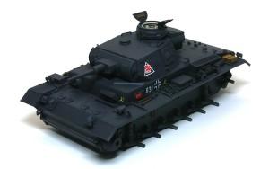 3号戦車J極初期型 塗分け完了