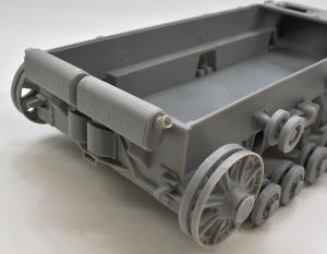 3号戦車B型 排気管
