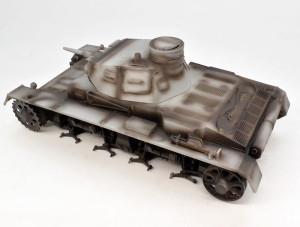 3号戦車B型 影吹き