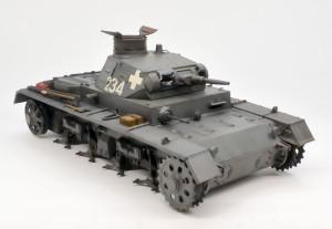 3号戦車B型 ウオッシング