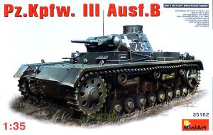 ドイツ・3号戦車B型 1/35 ミニアート