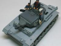 3号戦車に4号戦車の砲塔