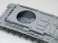 OVMの組立て 3号指揮戦車K型