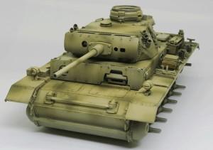 3号戦車M初期型
