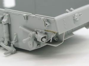 履帯のテンション調整具