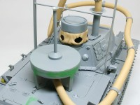 エアホースのバンド 3号潜水戦車 あしか作戦