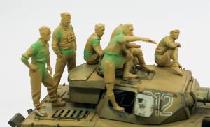 ロンメルとドイツ戦車兵