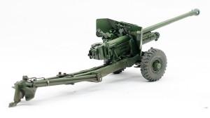 6ポンド対戦車砲のウエザリング