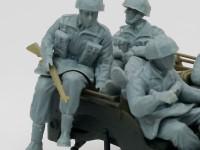 右側の兵士