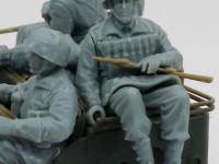 左側の兵士