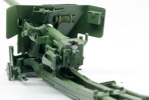 6ポンド対戦車砲の塗分け