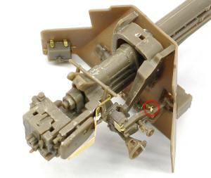 6ポンド対戦車砲の照準器