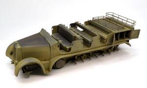 8tハーフトラック 1943年型 暗色