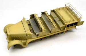 8tハーフトラック グラデーション塗装(明色)