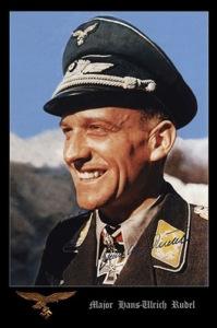 ハンス・ウルリッヒ・ルーデル大佐