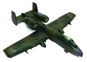 A-10Aサンダーボルト2 迷彩塗装