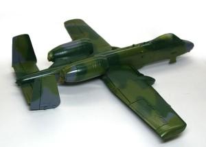 A-10Aサンダーボルト2 クリアコート