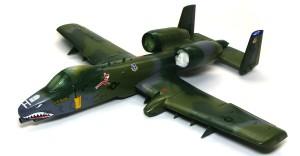 A-10Aサンダーボルト2 デカール貼り