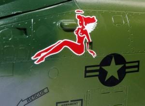 A-10Aサンダーボルト2 凸凹にもよくなじむカルトグラフ・デカール