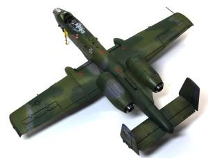 A-10Aサンダーボルト2 ウオッシング