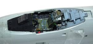 A-10Aサンダーボルト2 機体の貼り合わせ