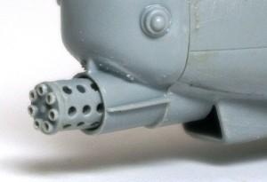 A-10Aサンダーボルト2 ガトリング砲