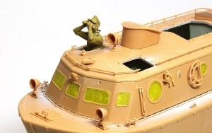 ドイツ戦車兵・アフリカ軍団 車長
