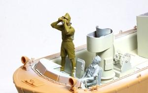 ドイツ戦車兵・アフリカ軍団 車長と運転手