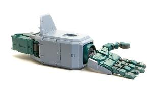 対MS特技兵セット 陸戦ガンダムの腕