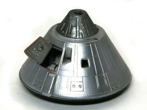 アポロ月着陸船 司令船