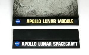 アポロ11号月着陸船 陳列ベースの製作